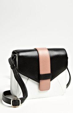 Halogen Ella Colorblock Crossbody Bag | Nordstrom