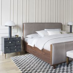 TROUSDALE BED