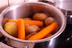 Jak na bramborový salát - Kuchařka pro dceru