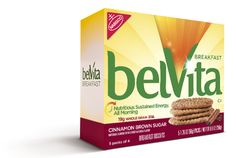 BelVita Offers a Tasty and Convenient Breakfast Option Quick And Easy Breakfast, Best Breakfast, Belvita Breakfast Biscuits, Breakfast Cookies, High Fiber Breakfast, Breakfast Options, Stop Eating, Food Packaging, Sugar And Spice