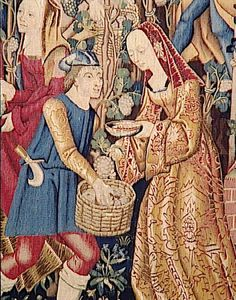 13th century tapestries - images - Google Search