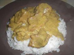 Sauté de porc au curry facile avec cookeo Porc Au Curry, Zucchini, Tupperware, Healthy Smoothies, Slow Cooker, Food And Drink, Meat, Desserts, Saute