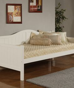 Take a look at this White Staci Daybed on zulily today!