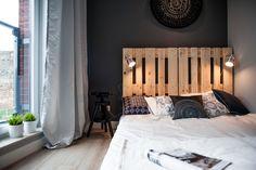 7 pomysłów na zagłówek DIY - Wnętrza - Aranżacja i wystrój wnętrz - Dom z pomysłem