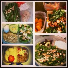 Prep your meals...it helps!!! Clean eating