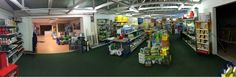 Unser Laden als Panorama Ansicht, für alle die es noch nicht Live zum #Landhändler in #Salzwedel geschafft haben.
