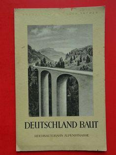 Deutsche Reichsautobahn Oldtimer Volkswagen KdF Speisekarte LLoyd Bremen Volkswagen, Cover, Books, Food Menu, Bremen, Alps, Antique Cars, German, Germany