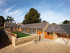 Find your ideal home design pro on designfor-me.com - get matched and see who's interested in your home project. Click image to see more inspiration from our design pros Design by Matthew, architect from Cotswold, South West #architecture #homedesign #modernhomes #homeinspiration #barnconversions Best Architects, New Builds, Prefab, Ideal Home, Home Projects, Bungalow, Architecture Design, Restoration, Cottage