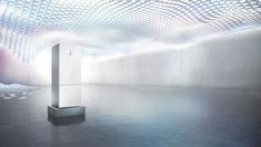 Futuristic Interior, Advertising, Creative, Home, Design, Ad Home, Homes, Haus