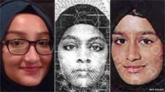 Missing teenagers have crossed into Syria