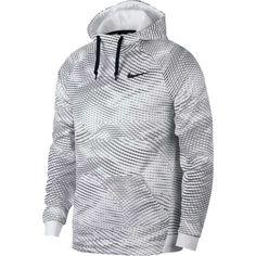 4382ef76a4aa Nike Men s Therma Storm Printed Hoodie