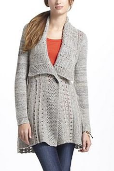 Cardigans are my new favorite layer.