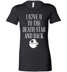 Star Wars Love T- Shirt