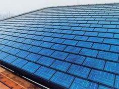 Solar roof shingles... so smart