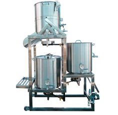 Stainless Steel Home Brewing Brew Rig - Current home brewing systems, brewrigs…