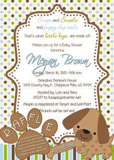 24 best puppy dog baby shower theme images on pinterest dog baby 24 best puppy dog baby shower theme images on pinterest dog baby pup and puppy baby showers filmwisefo