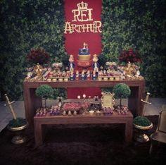 Festa rei Arthur