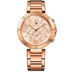 Relógio Tommy Hilfiger Feminino Aço Rosé - 1781533
