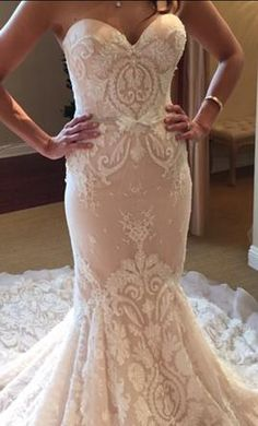 Pale pink wedding dresses with ivory embroidery are a great choice for something different.  Brides shopping for blush colored #weddingdresses may like this option.  We make custom designs for all sizes.  You can also request a #replica of any couture designer gown that will look the same in style but cost way less than the original.  We are near Dallas Texas but can work with brides long distance.  Find out how and get pricing when you email us directly.