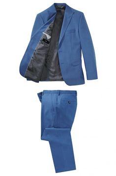 Mavi #takımelbise - Hugo Boss