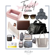 Clarity Jetset Case curated on LTK Packing Cubes, Moisturizer With Spf, Jet Set, Clarity, Pouch, Travel, Viajes, Sachets, Porch