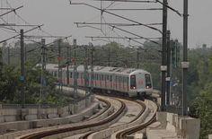 DMRC launches tender for Noida metro trains   International Railway Journal   Vardhman Developers