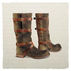 Cool Neo-Victorian Boots Arhaus Jewels. #arhausjewels