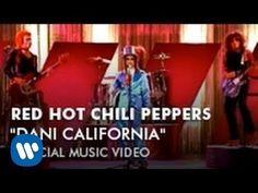 ▶ Red Hot Chili Peppers - Dani California (Video) - YouTube
