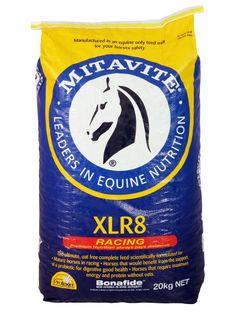 XLR8® | Mitavite  #mitavite #horsefeeds #horses #equine #equestrian #XLR8 #thoroughbred #standardbred #2yearoldsinwork #yearoldsinwork #doesnotcontainoats #nooates #palatable #muesli #completefeed #protexin #bonafide #aminoacids #vitamins #minerals #electrolytes #musclefunction #recovery #strenuouswork #steamextruded #microization #racing #racehorse #premiumnutrition #rapidrecovery #hardwork