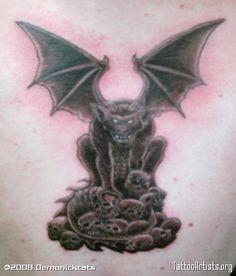 Wasserspeier Tattoos Bilder Wasserspeier Tattoos Fotos Hintergrundbilder Galerien, … - Famous Last Words Small Quote Tattoos, Small Tattoos With Meaning, Cute Small Tattoos, Unique Tattoos, Beautiful Tattoos, Disney Tattoos, Tattoos For Daughters, Tattoos For Guys, Tattoo Images