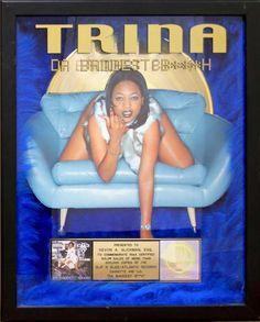 1000 images about trina on pinterest trina rapper. Black Bedroom Furniture Sets. Home Design Ideas