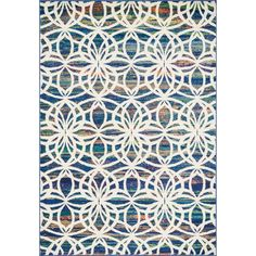 Laurent Multi Rug (5'2 x 7'7) - Overstock™ Shopping - Great Deals on Alexander Home 5x8 - 6x9 Rugs