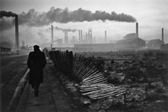 Industrial Panorama - Don McCullin