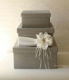 Wedding Card Box Money Gift Custom Made