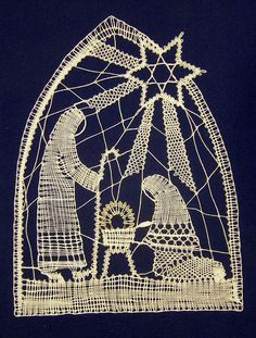 0496 - Kristiina tehtud pits / My wife made this lace Bobbin Lace Patterns, Bead Loom Patterns, Weaving Patterns, Hairpin Lace Crochet, Crochet Edgings, Crochet Motif, Crochet Shawl, Bobbin Lacemaking, Christmas Stocking Pattern