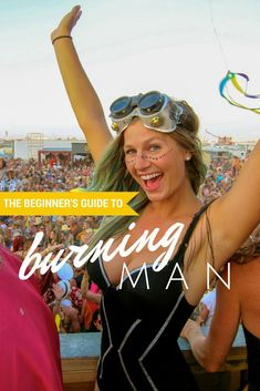 The Beginner's Guide to Burning Man. There's a lot to know, but here's how you get started. Article from @theblondeabroad.