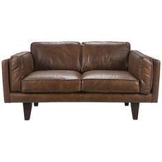 Freedom, Brooklyn 2 Seat Sofa Oxford Tan: $1899