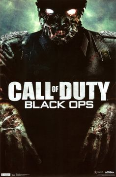 Call Of Duty - Black Ops - Zombie Posters from AllPosters.com