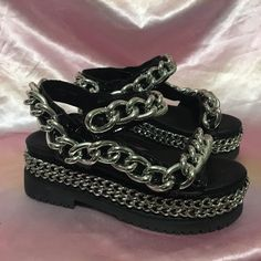 jeffrey campbell mayview-ch sandals New Shoes 335d9a380