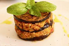 La Fée Stéphanie: Lasagnes d'aubergines, une recette revisitée, vegan et sans gluten!