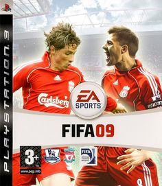 FIFA 09 Fifa Covers, Fifa 09, Fifa Games, Higher Art, Football Is Life, Playstation Games, Sony, Video Games, Gaming