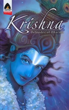 Krishna: Defender of Dharma (Paperback)