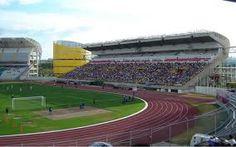 CTE Cachamay, el mejor estadio de Venezuela :)