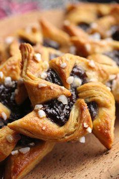 joulutorttu recette finlande biscuits de Noel scandinave