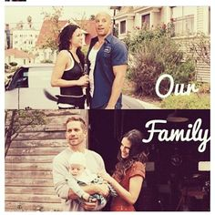 The Fast & Furious Family Brian & Mia - Dom & Letty