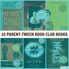 Take a pause from sharing on social media and share some time with your tween by reading these 10 awesome books together. Raising Teenagers, Parenting Teenagers, Parenting Humor, Parenting Advice, Book Club Books, Good Books, The House On Mango Street, Reading Motivation, Books For Tweens