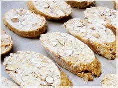 Italské mandľové sušenky