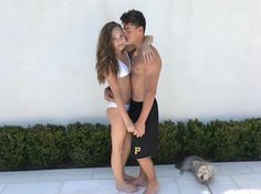 Maddie and her boyfriend Maddie Ziegler, Mackenzie Ziegler, Cute Couple Pictures, Couple Photos, Pittsburgh, Divas, Jack Kelly, Homecoming Pictures, American