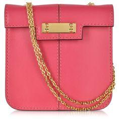 Valentino Mini Shoulder Bag with Chain Strap