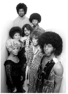 Sly and the Family Stone 1969